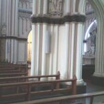 Difusor AL 3.5 para sonorização de Igrejas, projeto designado para ambientes com dificuldade acústica.