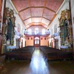 Interior Matriz de Montserrat